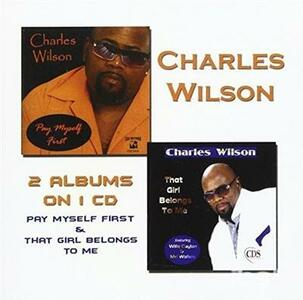 Pay Myself First-That - CD Audio di Charles Wilson