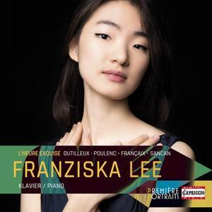 L'heure exquise - CD Audio di Jee Eun Franziska Lee