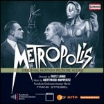Cover CD Colonna sonora Metropolis