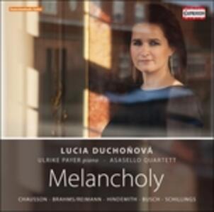 Melancholy - CD Audio di Lucia Duchonova