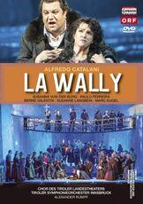 Film Alfredo Catalani. La Wally Johannes Reitmeier