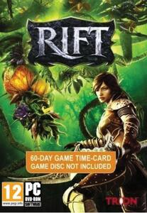 Rift Game Time Card 60gg - 2