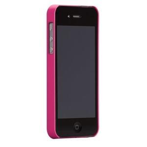 Case Mate custodia sottile e rigida Barely There Pink iPhone5 Tpu - 3