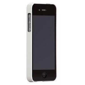 Case Mate custodia sottile e rigida Barely There White iPhone5 Tpu - 3