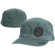 Cappellino Ramones. Olive Adj Cadet Green