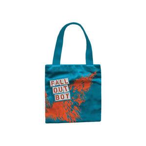 Borsetta Fall Out Boy. Blue Tote Bag