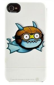 Uglydoll Uglydoll II cover capsule case per iPhone 4