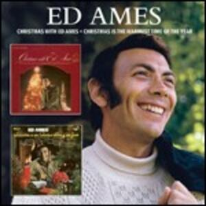 Christmas with Ed Ames - Christmas Is the Warmest Time of the Year - CD Audio di Ed Ames