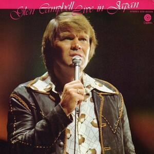 Live in Japan - CD Audio di Glen Campbell