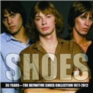 35 Years. Defintive Collection - CD Audio di Shoes