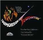 Cover CD Colonna sonora Toomorrow