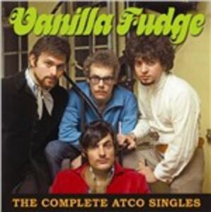 Complete Atco Singles - CD Audio di Vanilla Fudge
