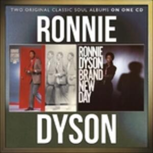 Phase 2 - Brand New Day - CD Audio di Ronnie Dyson