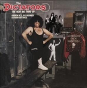 Next Big Thing - Vinile LP di Dictators