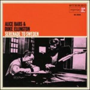 Serenade to Sweden - CD Audio di Duke Ellington,Alice Babs