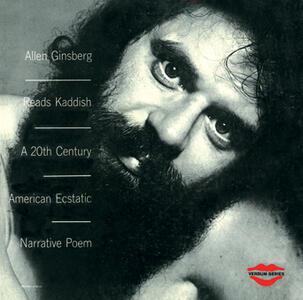 Reads Kaddish - Vinile LP di Allen Ginsberg