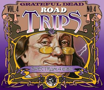 Road Trips vol.4 n.4 - CD Audio di Grateful Dead
