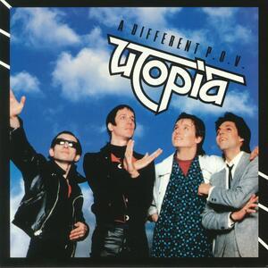 Different P.O.V. - Vinile LP di Utopia