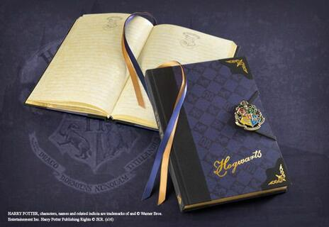 Quaderno Harry Potter Scuola di Hogwarts