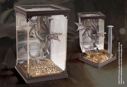 Harry Potter Creature Magiche. Diorama: Drago Gringott - 2