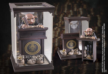 Figure Harry Potter Goblin di Gringott - 2