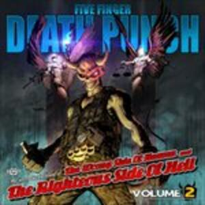 The Wrong Side of Heaven and the Righteous vol.2 - CD Audio di Five Finger Death Punch