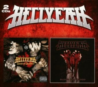 Blood for Blood - Band of Brothers - CD Audio di Hellyeah
