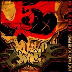 The Way of the Fist - Vinile LP di Five Finger Death Punch