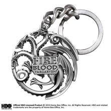 Portachiavi Noble Nnxt0046. Game Of Thrones. Targaryen Gris Acier