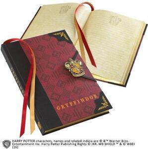 Diario. Harry Potter Gryffondor