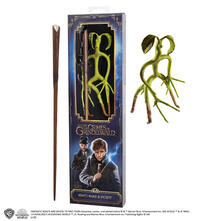 Harry Potter. Newt Scamanders Wand Blister And Bowtruckle