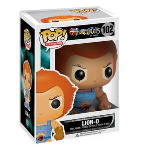 Action figure Lion-O. ThunderCats Funko Pop!