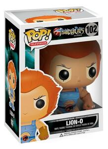 Action figure Lion-O. ThunderCats Funko Pop! - 3