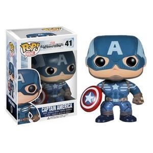 Action figure Captain America Pop Funko - 3