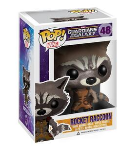 Funko POP! Marvel. Guardians Of The Galaxy. Rocket Raccoon