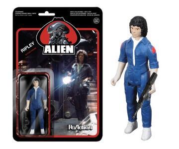 Funko Reaction Alien Ripley Vintage Retro Figure Aliens
