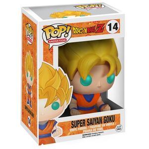 Funko POP! Dragon Ball. Goku Super Sayan I - 2