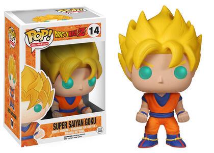 Funko POP! Dragon Ball. Goku Super Sayan I - 3