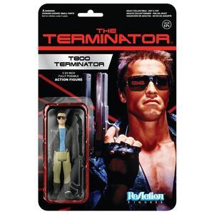 Funko ReAction Series. Terminator 2. T-800 Terminator Leather Jacket