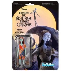 Action figure Sally. Nightmare Before Christmas Funko ReAction - 2
