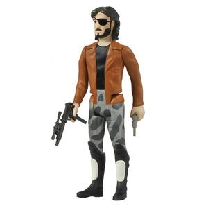 Funko ReAction Series. Escape From NY. Snake Plisskin in Jacket - 3