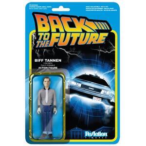Funko ReAction Series. Back To The Future. Biff Tannen
