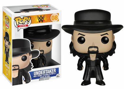 Funko POP! WWE. Undertaker - 3