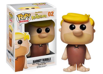 Funko POP! I Fliststones. Barney Rubble - 3