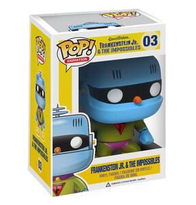 Funko POP! Animation. Hanna Barbera. Frankenstein Jr. Vinyl Figur