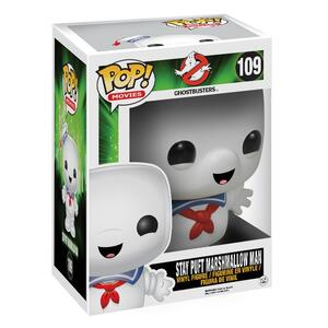 Funko POP! Movies. Ghostbusters Stay Puft Marshmallow Man. Oversized 5,