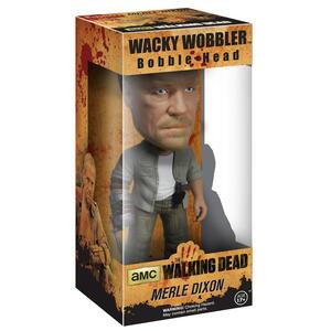 Funko Wacky Wobbler. The Walking Dead. Merle Dixon Bobble Head Figure