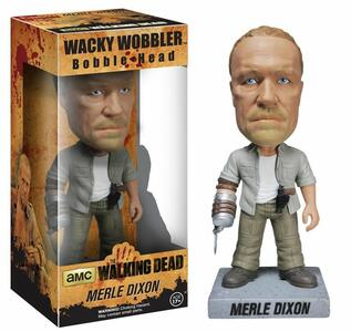 Funko Wacky Wobbler. The Walking Dead. Merle Dixon Bobble Head Figure - 3
