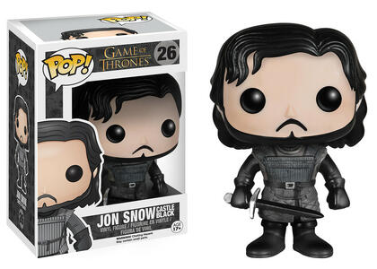 Funko POP! Game Of Thrones. Jon Snow Castle Black/Training Ground