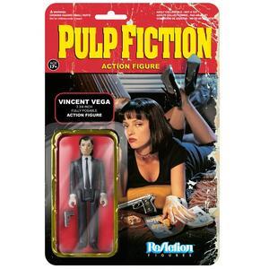Funko ReAction Series. Pulp Fiction. Vincent Vega Kenner Retro - 2